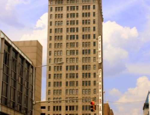 HIGH RISE OFFICE BUILDING: Historic City Federal Building, Birmingham, Alabama, Purchase Hold and Sold.